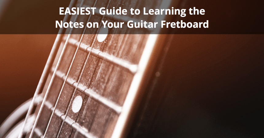 Easiest Way to Learn the Note Names on the Fretboard ...
