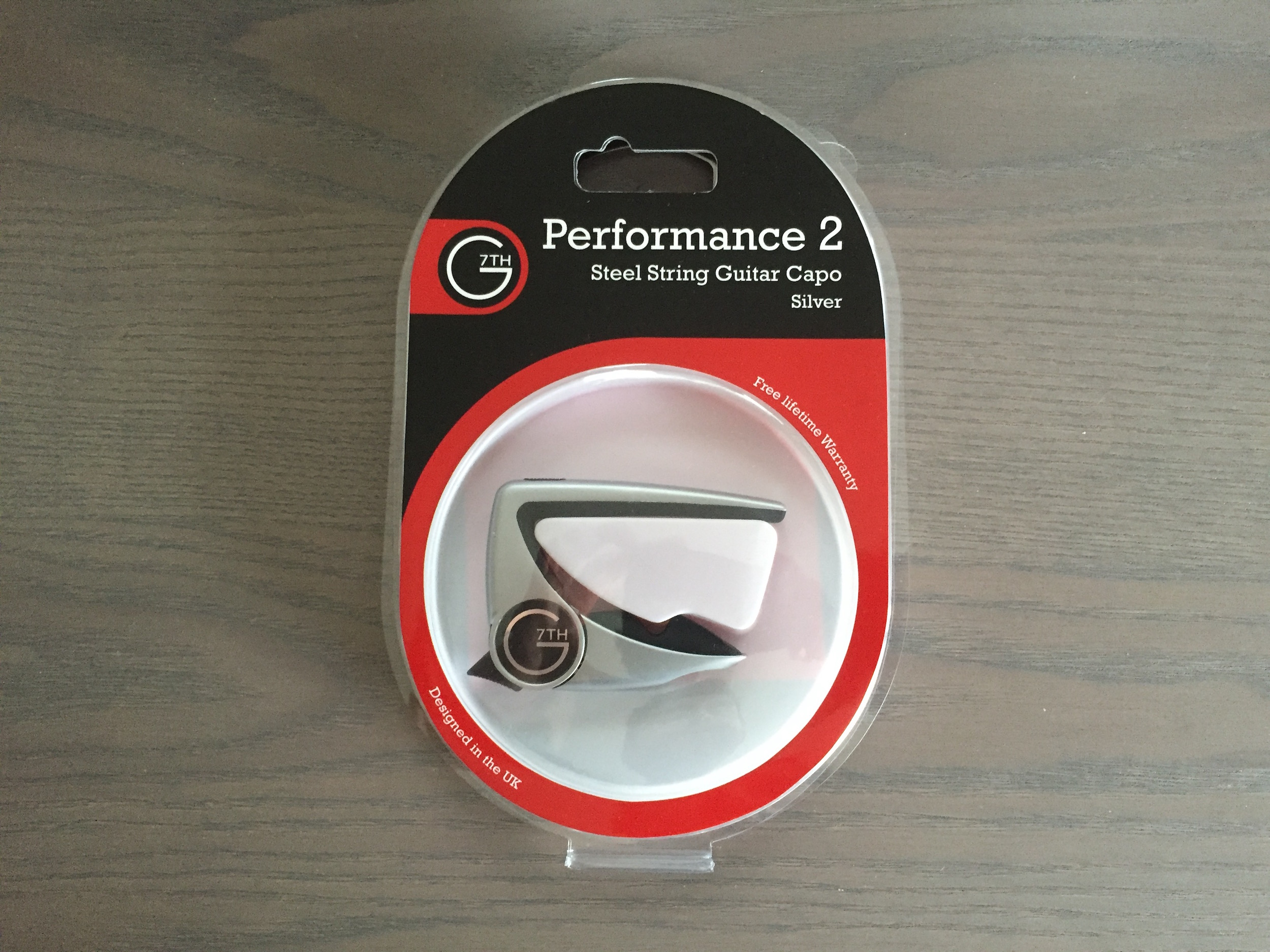 g7th performance 2 capo front packaging