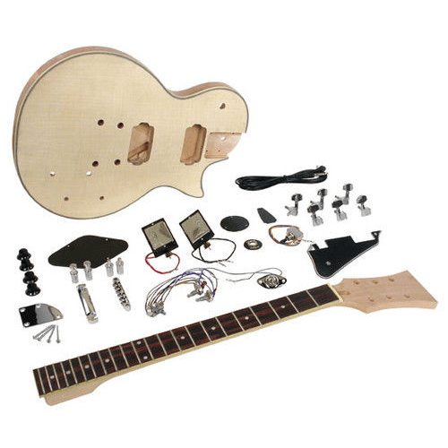 custom guitar kit