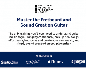 guitar music theory deal