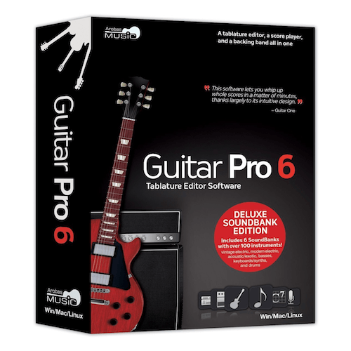 guitar pro software