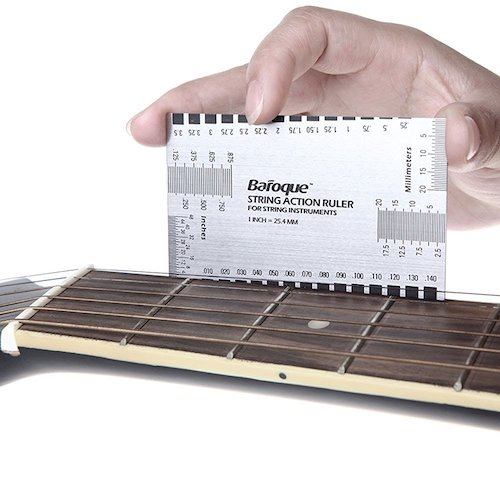 string action ruler