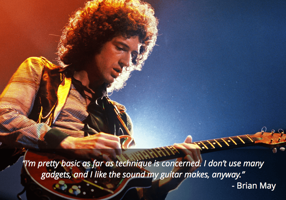 brian may guitar quote