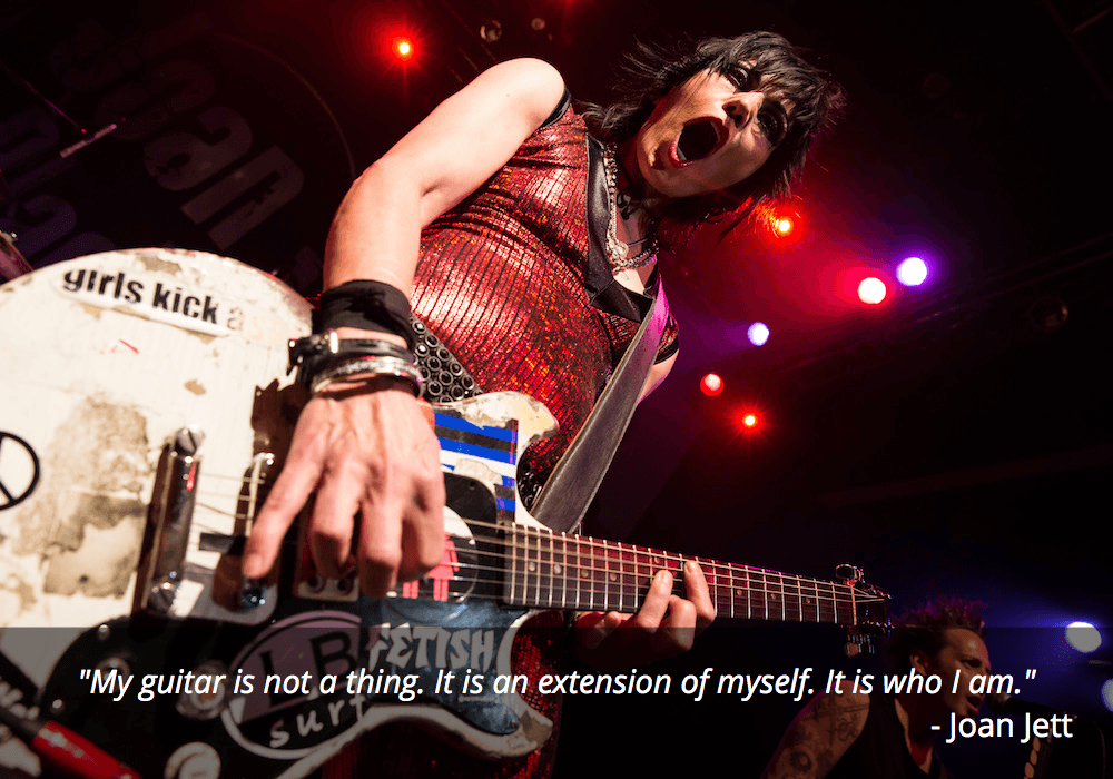 joan jett guitar quotes