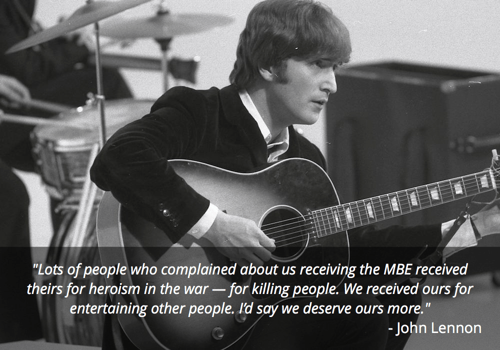 john lennon guitar quotes