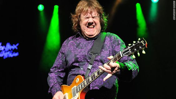 gary moore funny guitar face