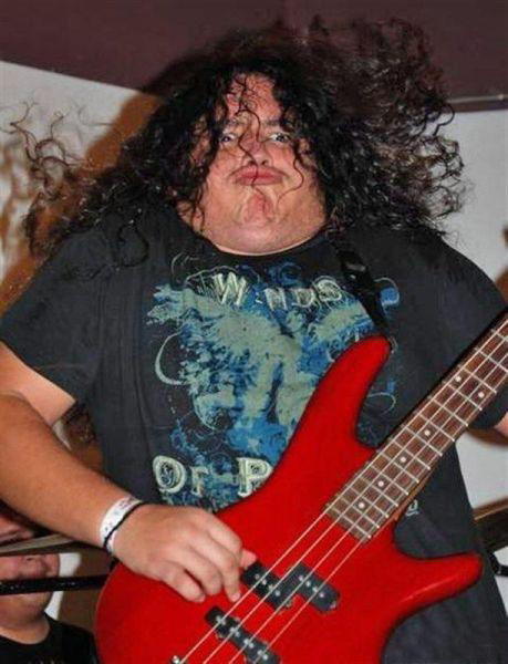 unknown funny guitar face