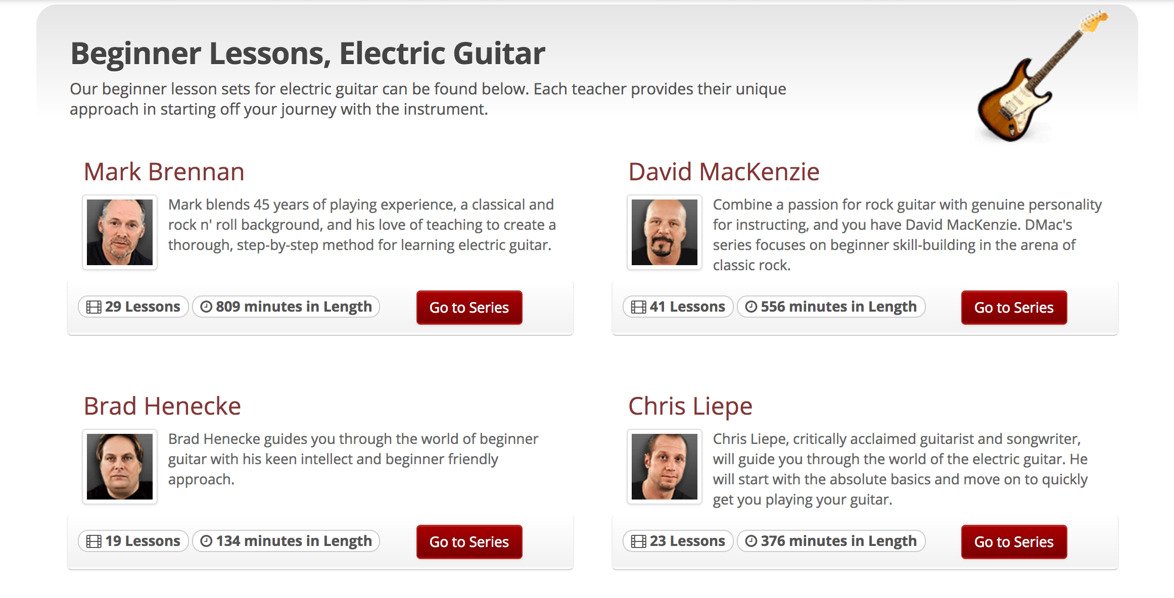 jamplay review electric lessons