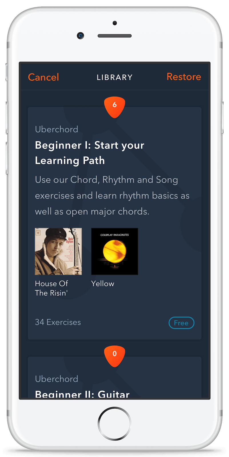 uberchord learning path