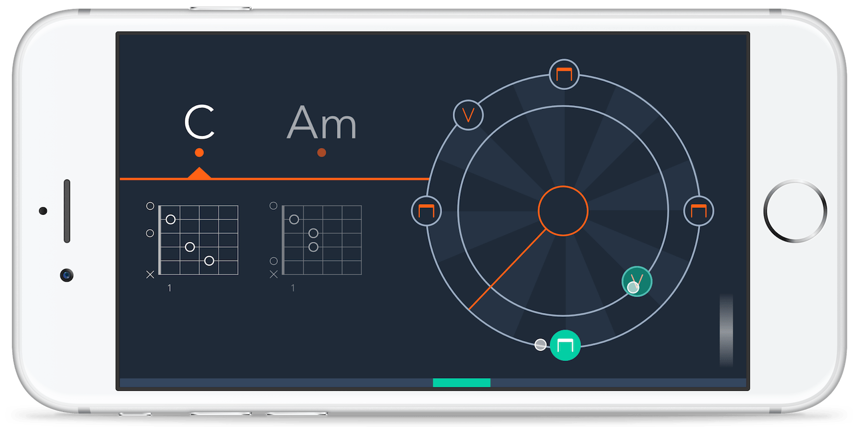 uberchord strumming trainer