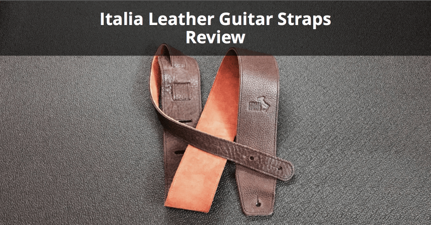 italia leather guitar straps featured