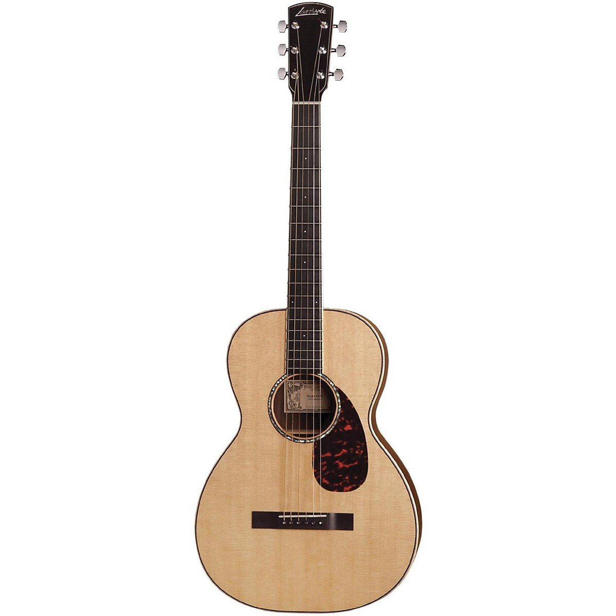 Larrivee P-09 Rosewood Select Series Parlour Acoustic Guitar Natural Rosewood
