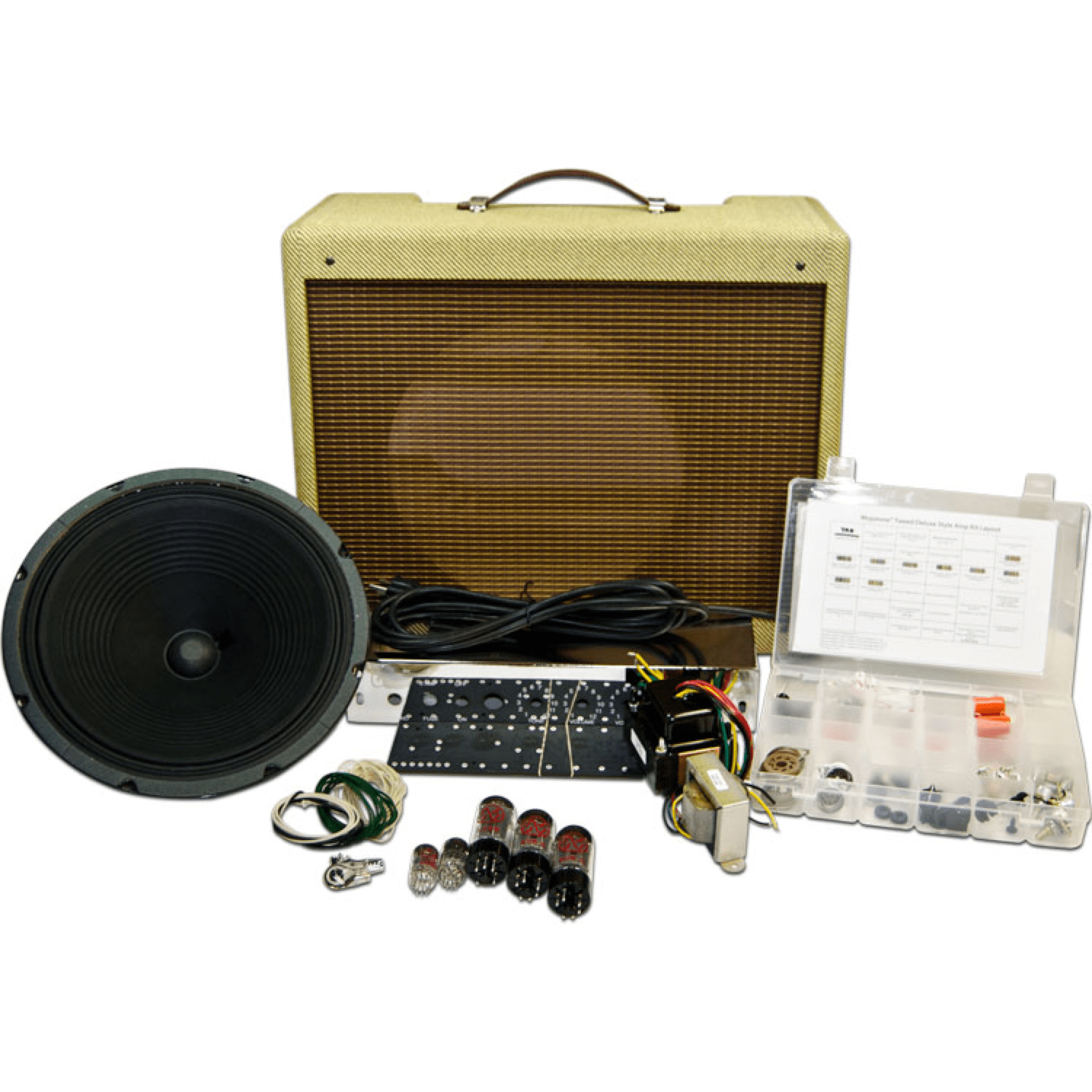 5 diy christmas projects guitarists will love musician tuts the price of diy guitar amps also varies widely depending on the quality of the components and the wattage of the amp you purchase guitar amp kit solutioingenieria Images