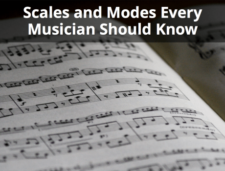 scales and modes