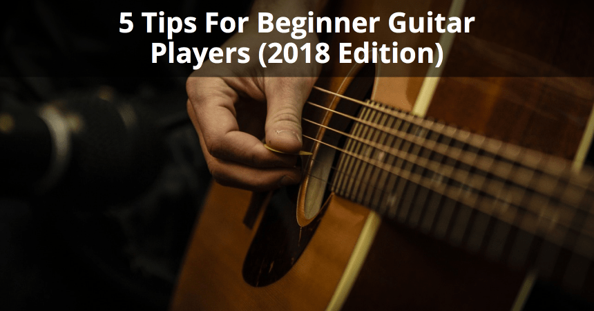beginner guitar players