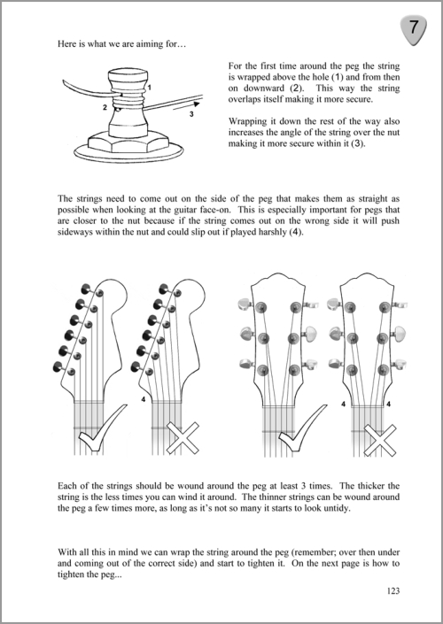 A Visual Guide to Chords and Arpeggios for Guitar in Open