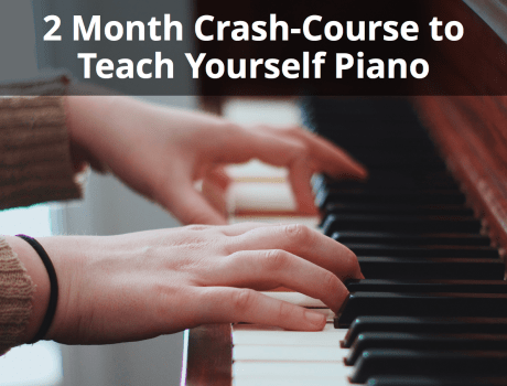 crash course piano