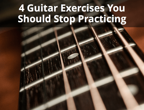 guitar exercises stop