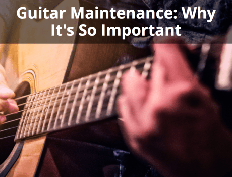 guitar maintenance